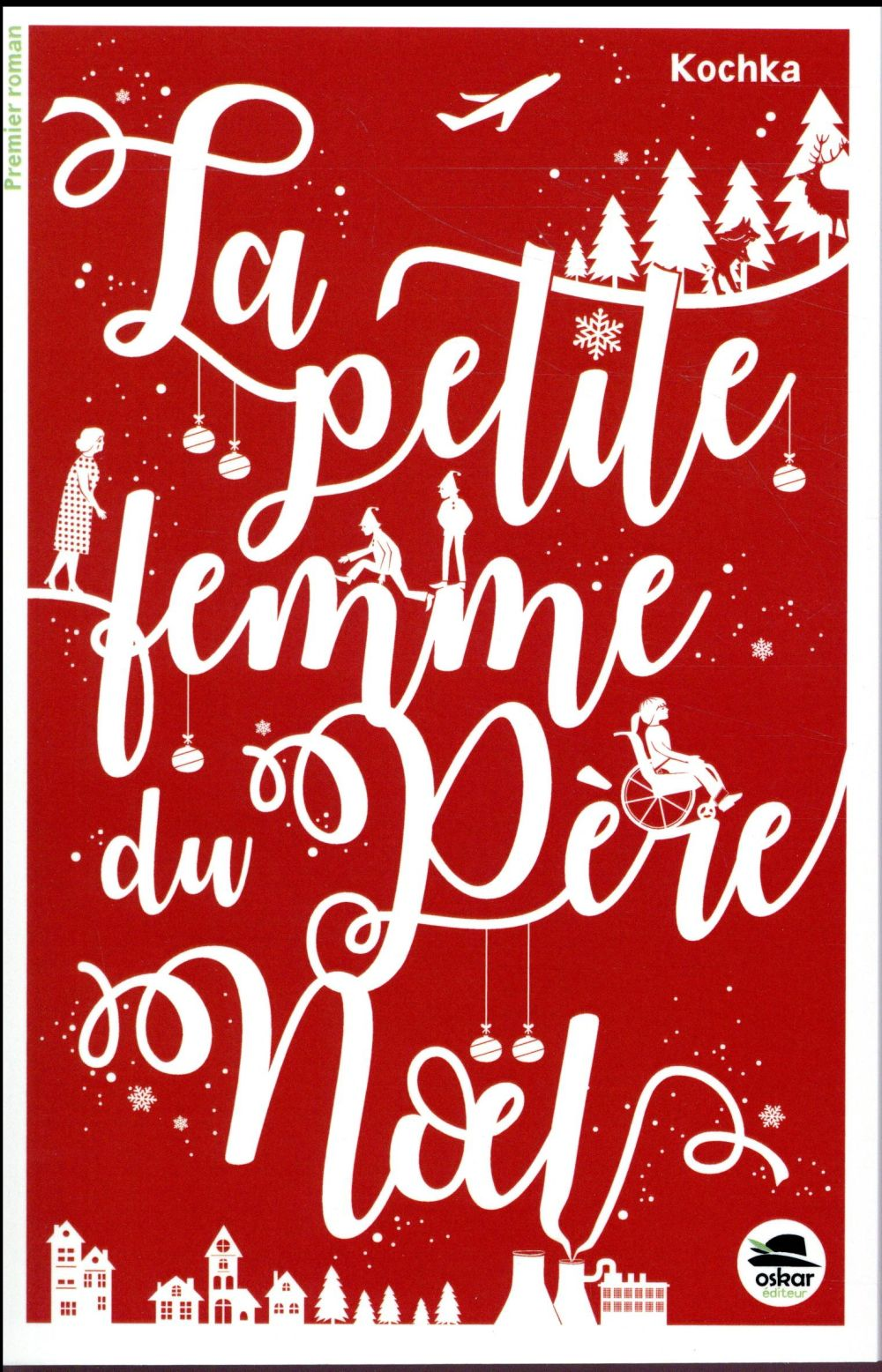 La petite femme du Père Noël