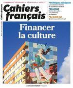Vente Livre Numérique : Cahiers français : Financer la culture - n°409  - La Documentation française