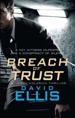 Vente Livre Numérique : Breach of Trust  - David Ellis