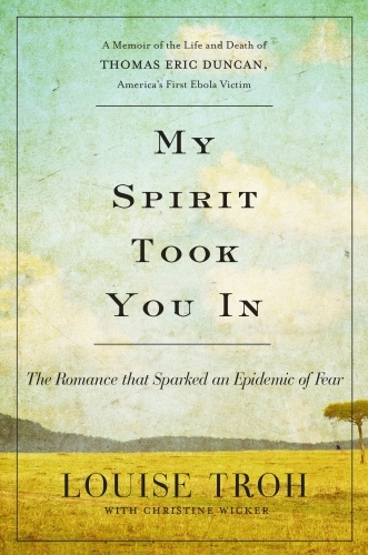 My Spirit Took You In