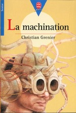 Couverture de La machination