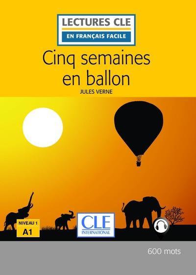 Cinq semaines en ballon fle 2e edition