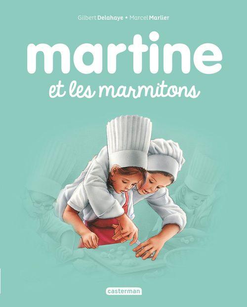 Martine t.51 ; Martine et les marmitons