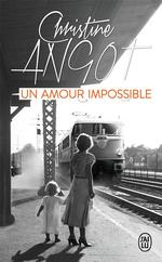 Couverture de Un amour impossible ; conférence à new york