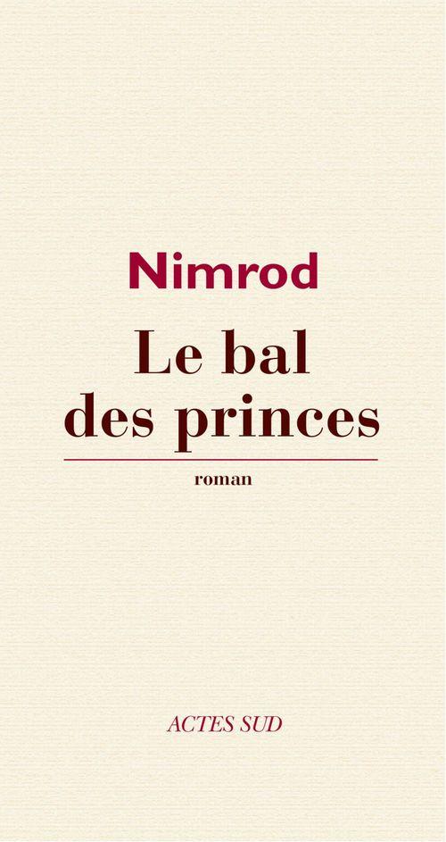 Le bal des princes