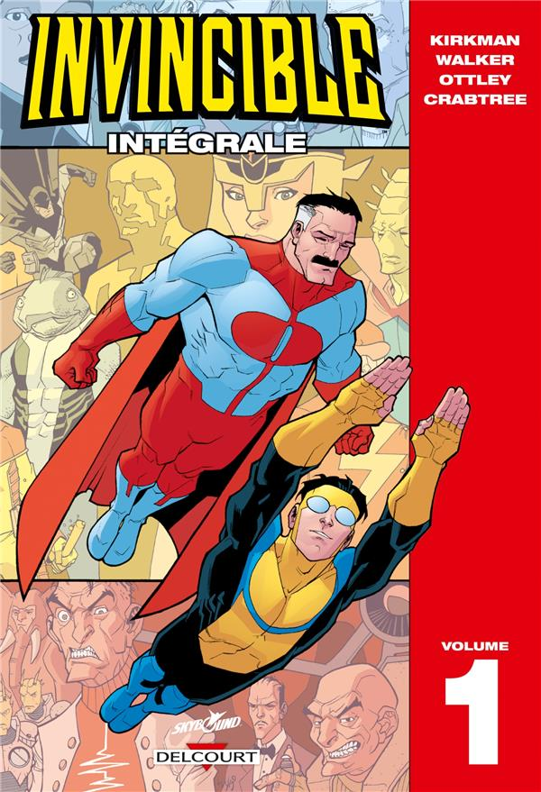 INVINCIBLE - INTEGRALE T01 KIRKMAN+OTTLEY