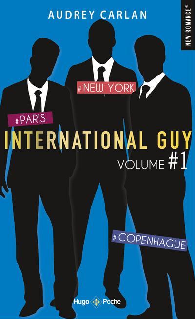 INTERNATIONAL GUY  -  INTEGRALE T.1 A T.3