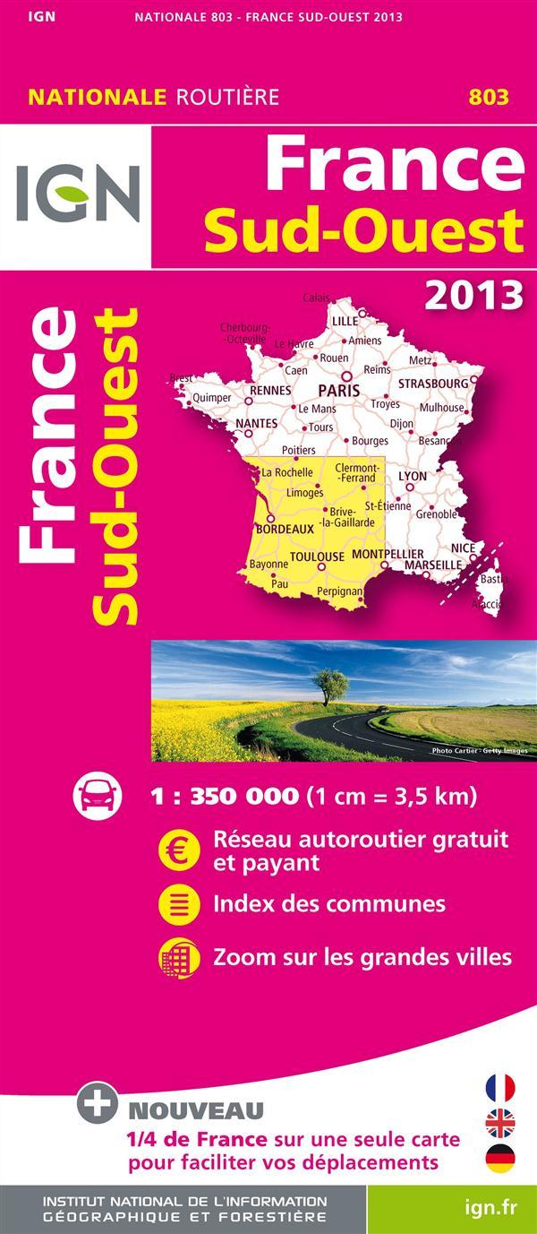 France sud-ouest (édition 2013)