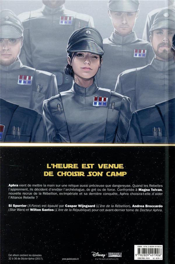 Star Wars - Doteur Aphra T.6