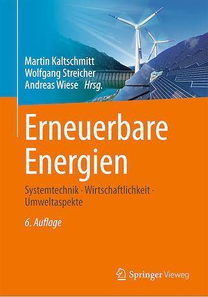 Erneuerbare Energien  - Wolfgang Streicher  - Martin Kaltschmitt  - Andreas Wiese