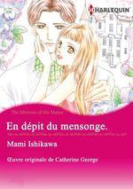 Vente Livre Numérique : En dépit du mensonge  - Mami Ishikawa - Catherine George