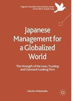 Japanese Management for a Globalized World  - Satoko Watanabe