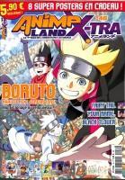 Animeland X-tra n.46 ; juillet/septembre 2017