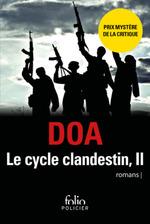 Vente Livre Numérique : Le cycle clandestin (Tome 2) - Pukhtu Primo / Pukhtu Secundo  - DOA