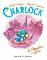 Vente EBooks : Charlock (Tome 1). La disparition des souris  - Benjamin Lacombe - Sébastien Perez