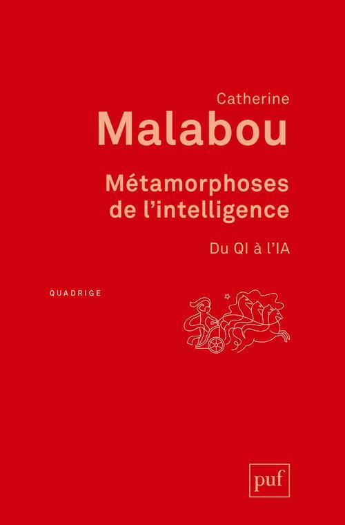 Métamorphoses de l'intelligence ; du QI à l'IA