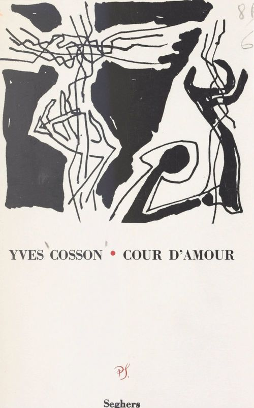 Cour d'amour  - Yves Cosson