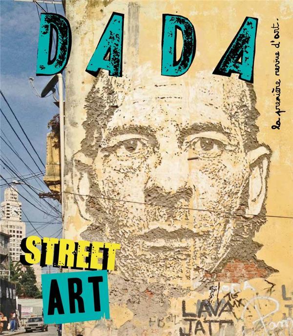 Revue dada n.214 ; street art
