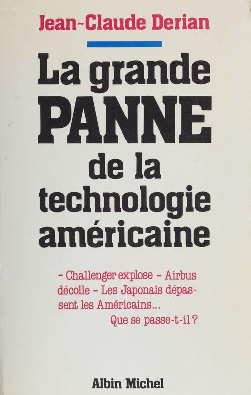 La grande panne de la technologie américaine
