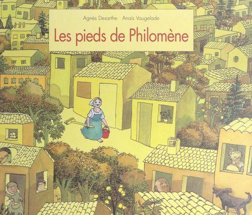 Les pieds de Philomène