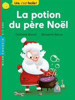 Vente EBooks : La potion du Père Noël  - Ghislaine Biondi