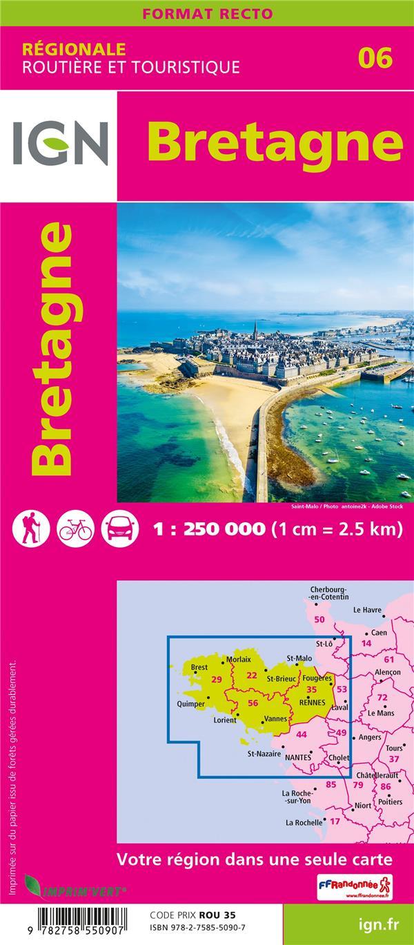 NR06 ; Bretagne (2e édition)