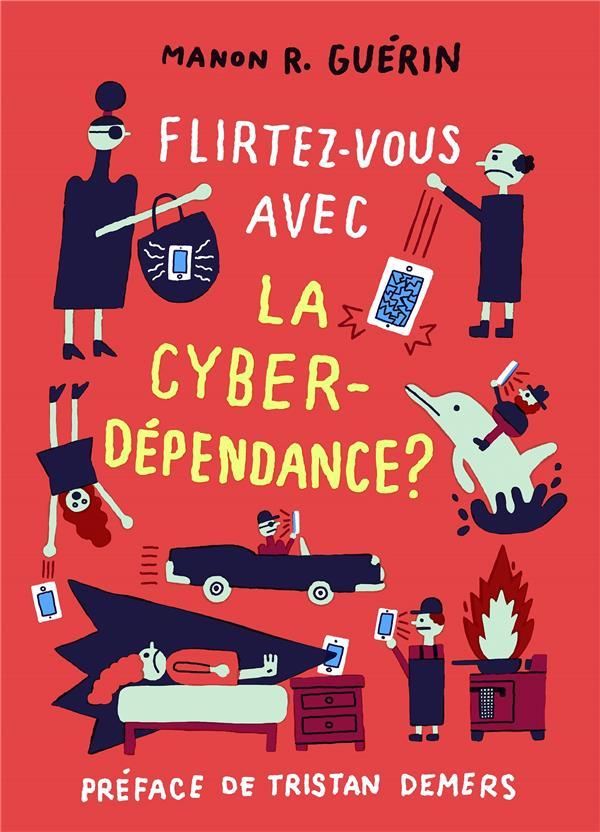 Flirtez-vous avec la cyberdépendance ?