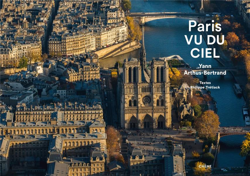- PARIS VU DU CIEL