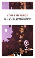 Vente Livre Numérique : Histoires extraordinaires  - EDGAR ALLAN POE