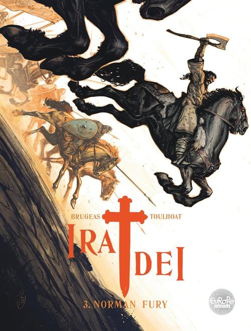 Ira Dei - Volume 3 - Norman Fury