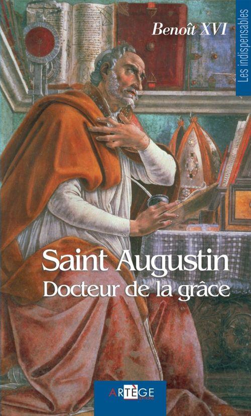 saint Agustin, docteur de la grâce