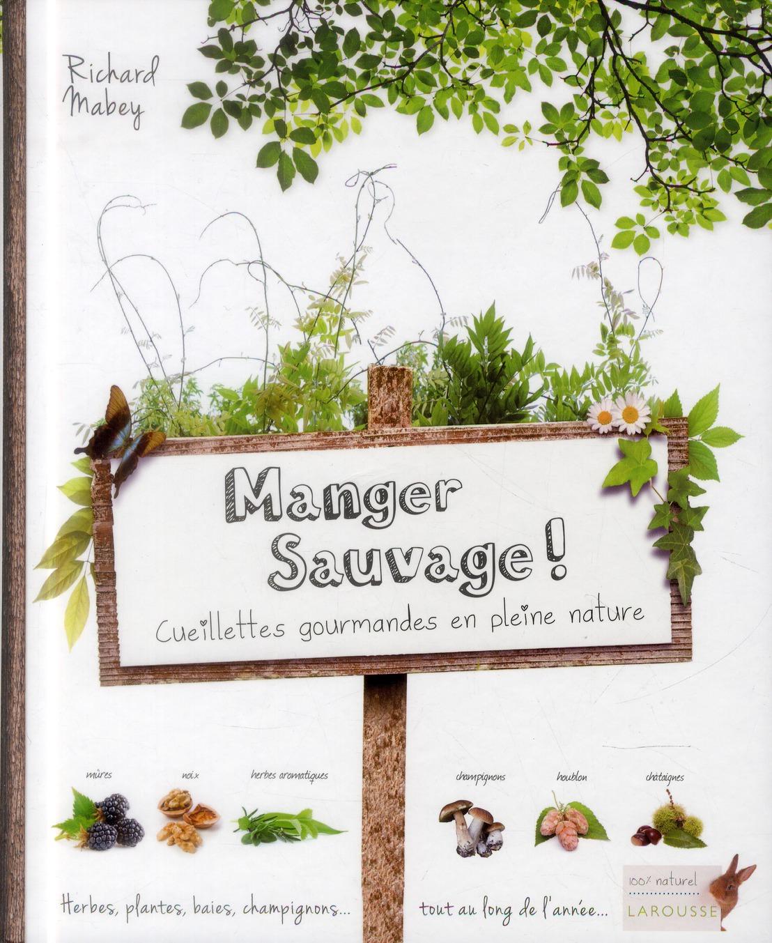 Manger sauvage ! cueillettes gourmandes en pleine nature