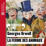 Vente AudioBook : La Ferme des animaux  - George Orwell