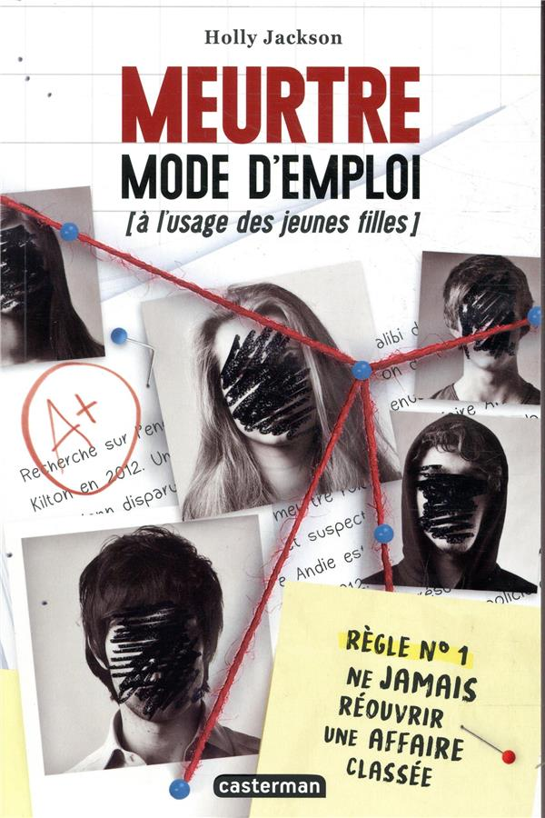 JACKSON HOLLY - MEURTRE MODE D'EMPLOI (A L'USAGE DES JEUNES