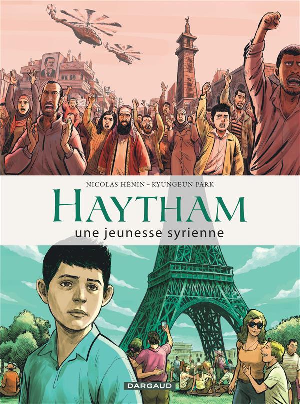 Histoire d'Haytham ; une jeunesse syrienne