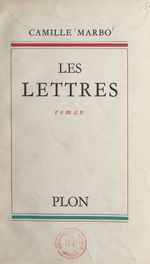 Les lettres  - Camille Marbo