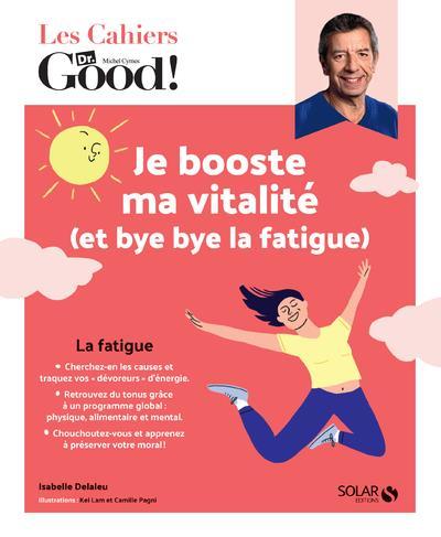 Cahier Dr Good anti-fatigue