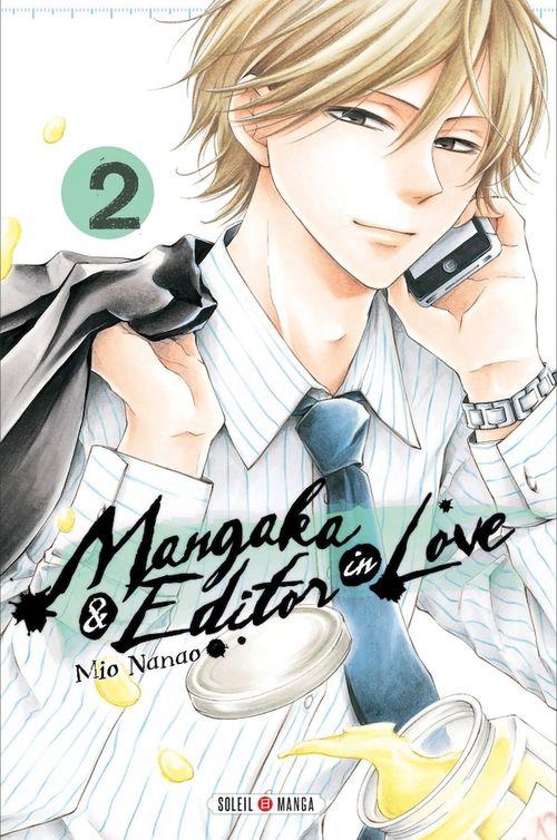 Mangaka & editor in love t.2