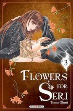Vente Livre Numérique : Flowers for Seri t.3  - Tomu Ohmi