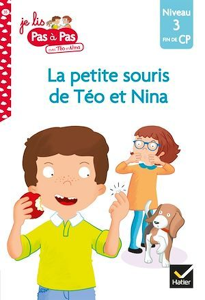 La petite souris de Téo et Nina