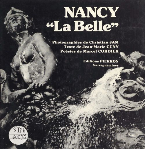 Nancy la Belle  - Jean-Marie Cuny