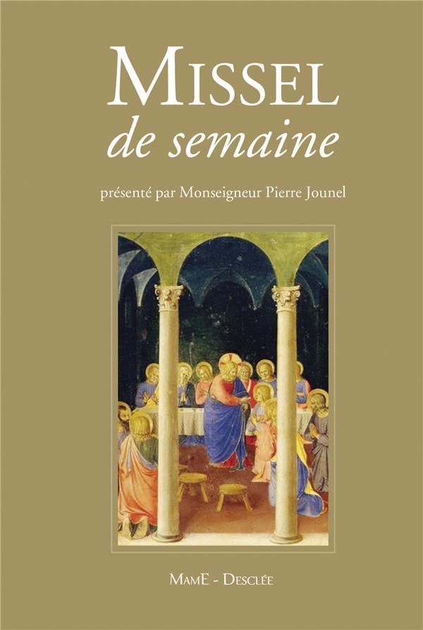 MISSEL DE LA SEMAINE  -  JOUNEL  -  INTEGRA