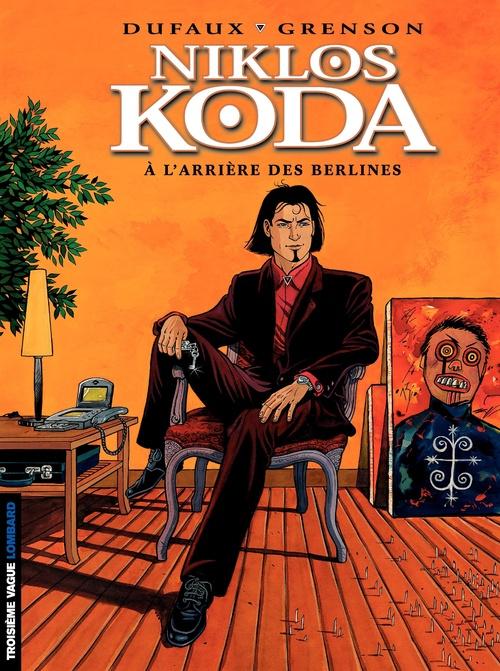 Niklos Koda T.1 ; à l'arrière des berlines