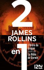 Vente EBooks : L'ordre du dragon ; la bible de Darwin  - James ROLLINS