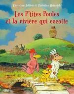 Vente EBooks : Les P'tites Poules - tome 18 : Les P'tites poules et la rivière qui cocotte  - Christian JOLIBOIS - Christian HEINRICH