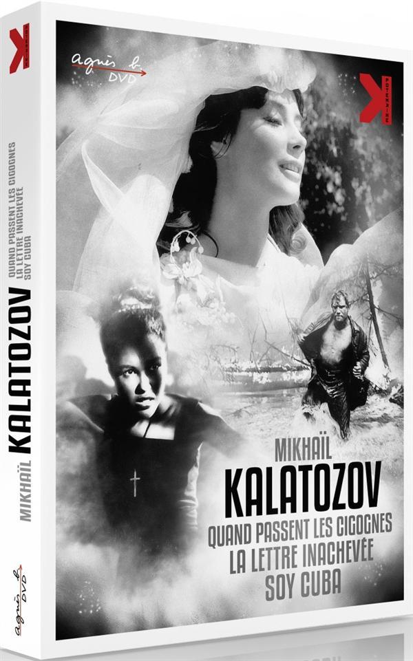 Mikhail Kalatozov : Quand passent les cigognes + La lettre inachevée + Soy Cuba