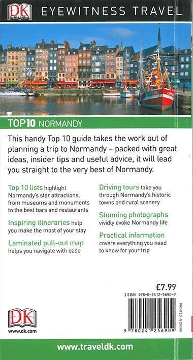 TOP 10 ; Normandy
