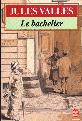 Vente EBooks : Le Bachelier  - Jules Vallès