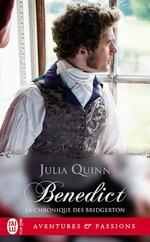 Vente Livre Numérique : La chronique des Bridgerton (Tome 3) - Benedict  - Julia Quinn