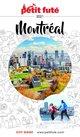 MONTRÉAL 2021/2022 Petit Futé  - Collectif Petit Fute  - Dominique Auzias  - Jean-Paul Labourdette
